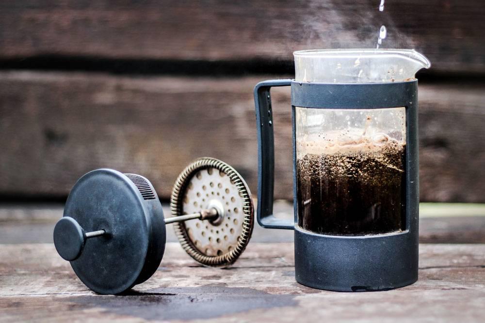 Métodos de preparación de café - Métodos de infusión - Prensa Francesa
