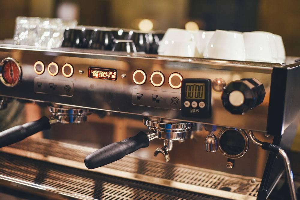 Métodos de preparación de café - Métodos de infusión presurizada - Espresso