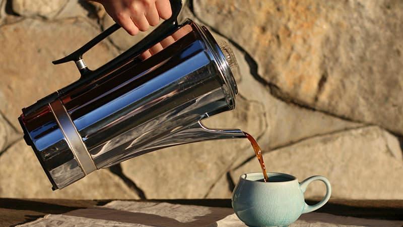 Métodos de preparación de café - Método de percolado