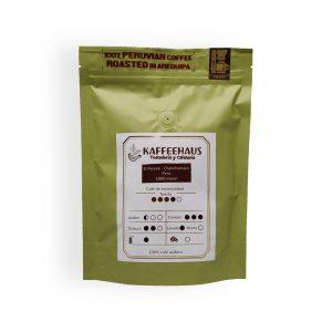 kaffeehaus Kaffeehaus – Perené – Molido 250gr Kaffeehaus Peren   Lavado Molido medio 300x300